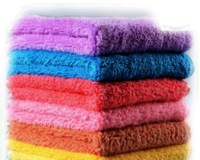 Hot-selling Coral Fleece Towel