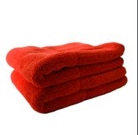 Dual Plush Microfiber Car Towel