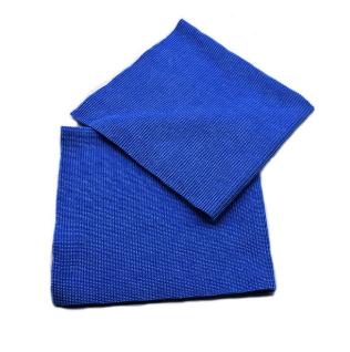 Edgeless microfiber pearl towels