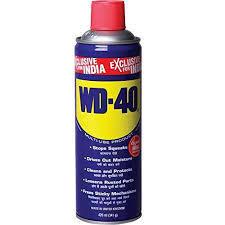 HOLDTITE WD40 SPRAY