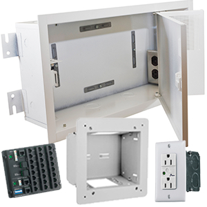 Hubbell Residential Enclosures & Modules