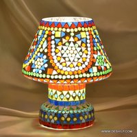 Mini Glass Table Lamp