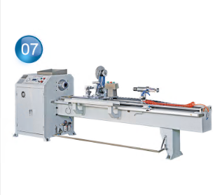 TWC-36 Horizontal nc wrapping machine