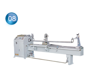 TWC36-B Long roller type horizontal nc wrapping machine