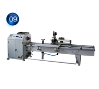 TWC36-C Lifting roller type horizontal nc wrapping machine