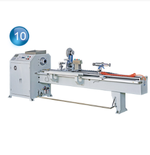 TWC36-D Top horizontal nc wrapping machine