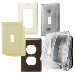 Hubbell Wall Plates