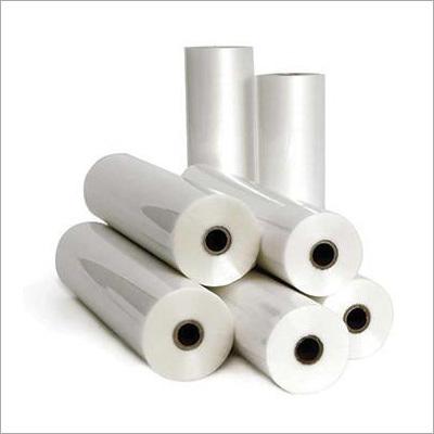 Laminate Plastic Rolls