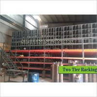 Two-Tier Racking System