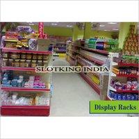 Display Racks - Basket Trolley Counters