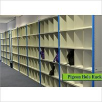Pigeon Hole Type Racks