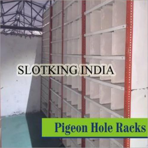 Pigeon Hole Type Racks