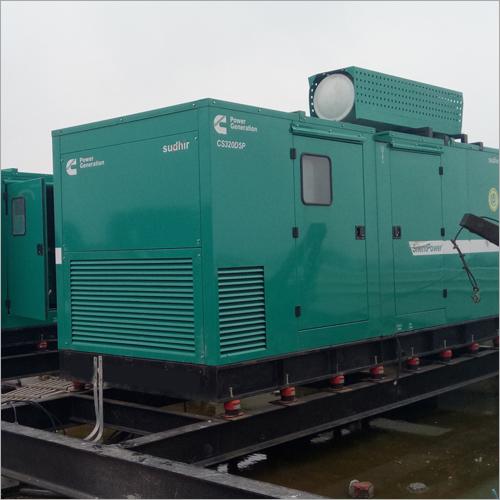 125 kva 750 Kva Generator Rental Service