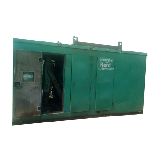 250 kva 500 Kva Generator Rental Service
