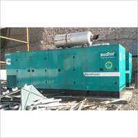 65.5 kva 500 Kva Generator Rental Service