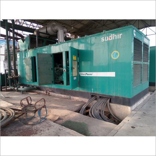 62.5 kva 2200 Kva Generator Rental Service
