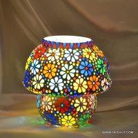 Mini Designer Glass Table Lamp
