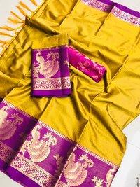 Rich cotton silk
