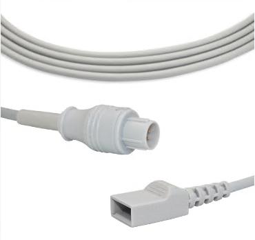Nihon Kohden IBP Cable To Utah Transducer B0509