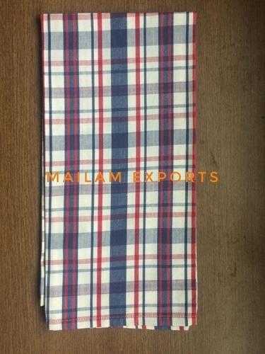 Coloured  towel