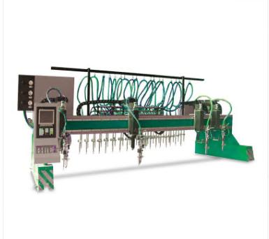 Multi-Torches Gantry CNC Cutting Machine