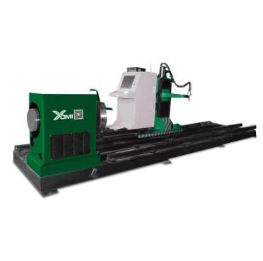 3 Axis round pipe cutting machine