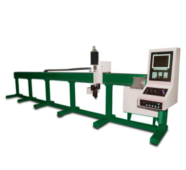 Economic Round Pipe Cutting Machine