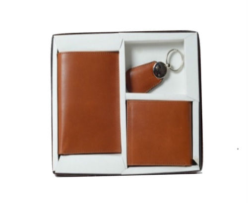 Genuine Leather Gift Set Of Three