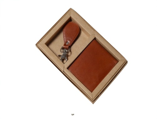 Genuine Leather Gift Set Of Two