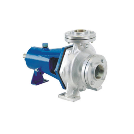 END SUCTION HORIZONTAL CENTRIFUGAL COUPLED PUMPS WITH SEMI OPEN IMPELLER