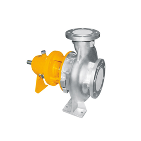 SINGLE END SUCTION BACK PULL OUT TYPE CENTRIFUGAL PROCESS PUMPS PULP & PAPER MILL INDUSTRIES PUMPS