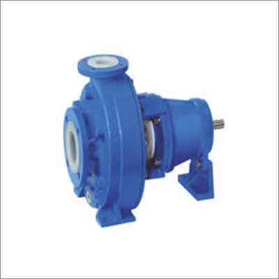 Ptfe Lined Centrifugal Process Pumps