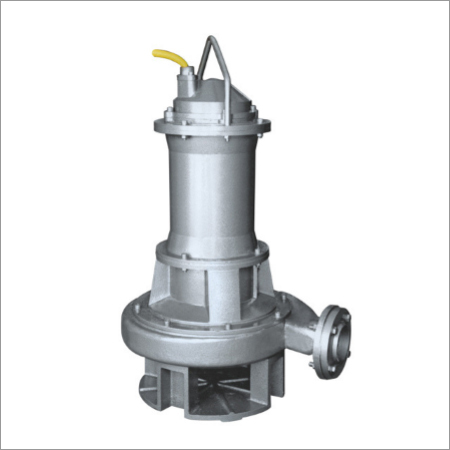 Low Speed Heavy Duty Sewage And Effluent Submersible Pumps
