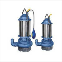 High Speed Low Duty Sewage Submersible Pumps