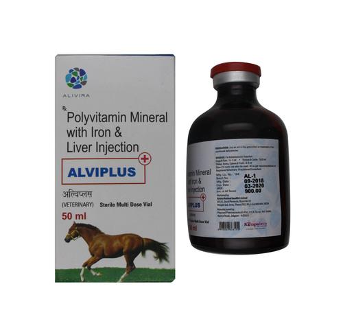 Alviplus Injection-BUTAPHOSPHAN 100MG+ CYANOCOBAL