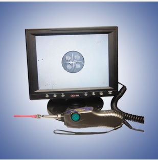 FVO-730B-T Handheld optical fiber inspection/microscope