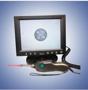 Fvo-730b-t Handheld Optical Fiber Inspection/microscope