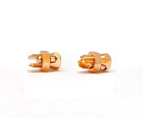 Solid Brass Split Bolt Connector