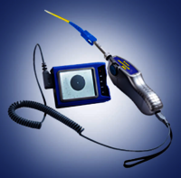 FVO-730B2-V Handheld fiber inspection(dual mode)