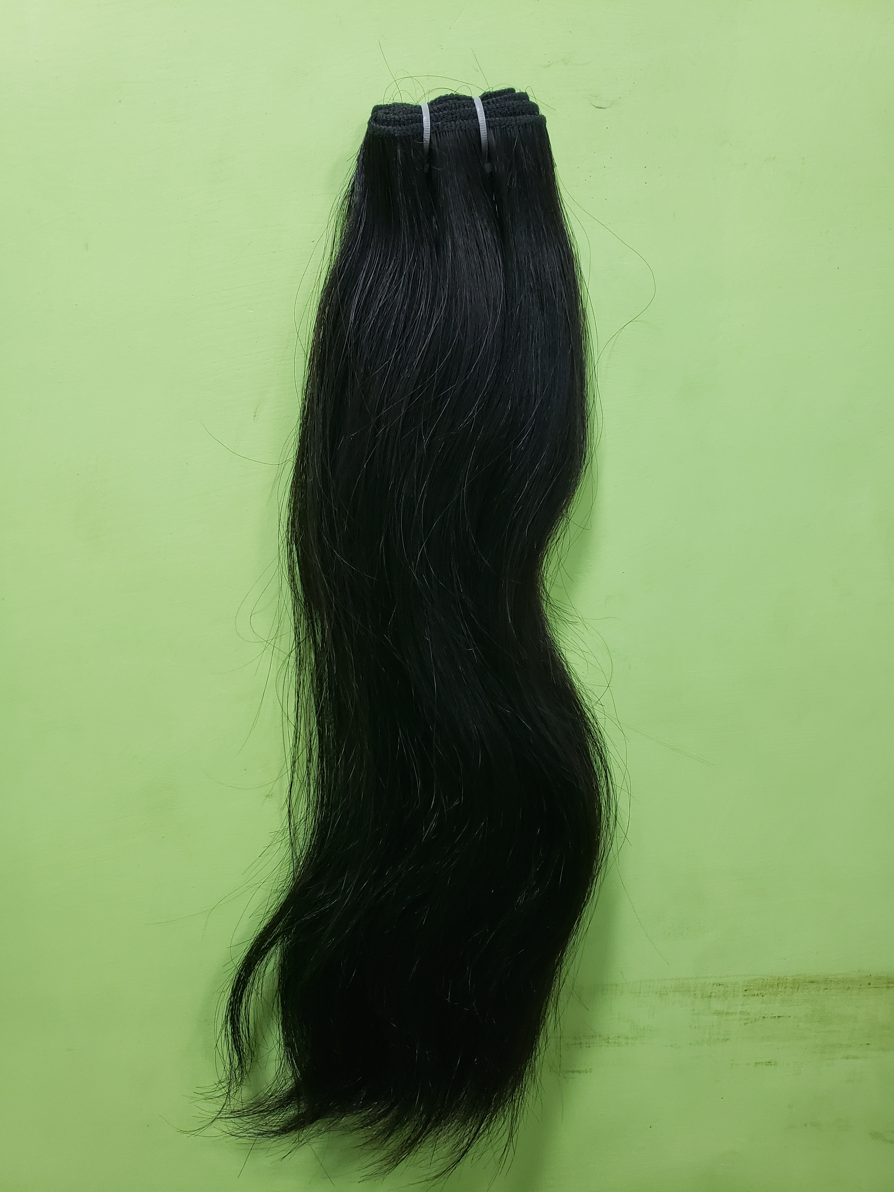 Weft Human Hair