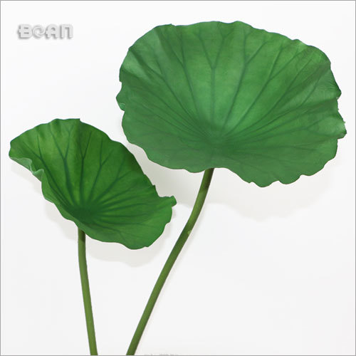 Real Touch PU lotus Leaf Artificial Plant