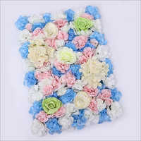 Rose Hydrangea Wall Flower Panels Backdrop