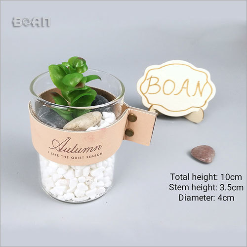 Artificial Succulent Flower Plants