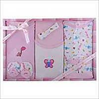 8 Pieces Newborn Baby Suit Set