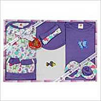 10 Pieces Newborn Baby Suit Set