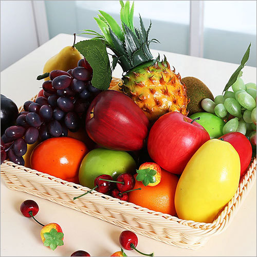 Artificial Plastic Fruit Plant