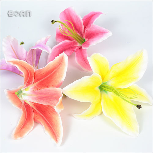Handmade Artificial Silk Flowers