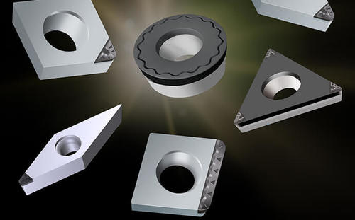 Pcd And Cvd -D Indexable Insert