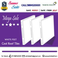 HEAT RESISTANT TILE - WHITEFEET