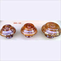 Sheesham Wood Bowl Cover Set Of 3pcs